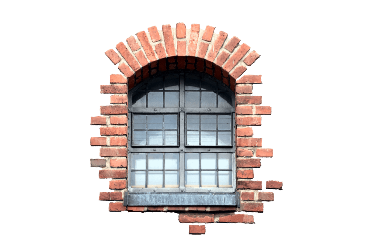 architecture, brick, house, old, window