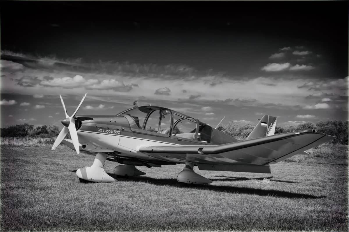 Fahrzeuge, Flugzeuge, Flugzeug, Rasen, Himmel