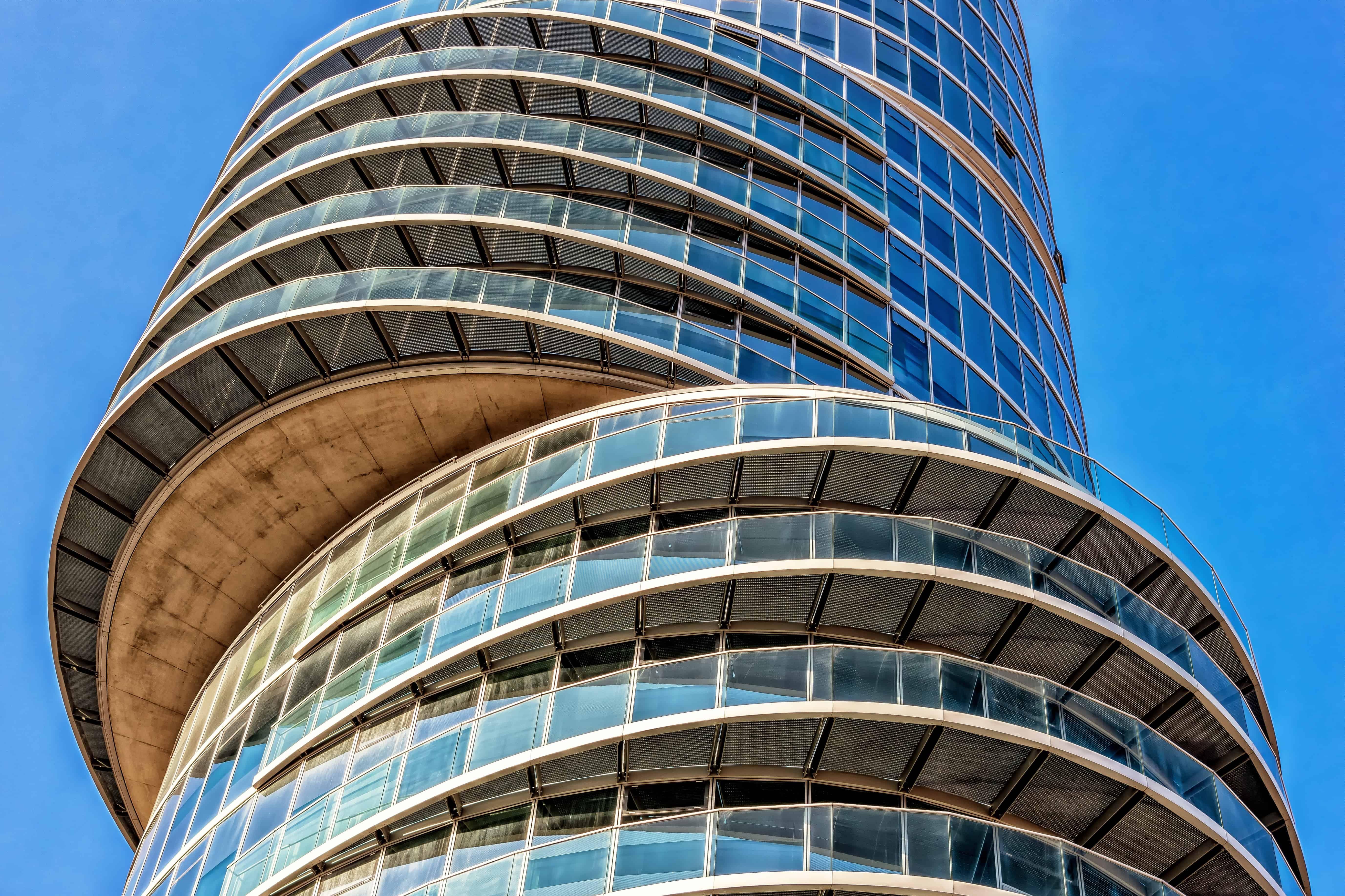 Fassade Architektur kostenlose bild futuristisch modernes gebäude fassade