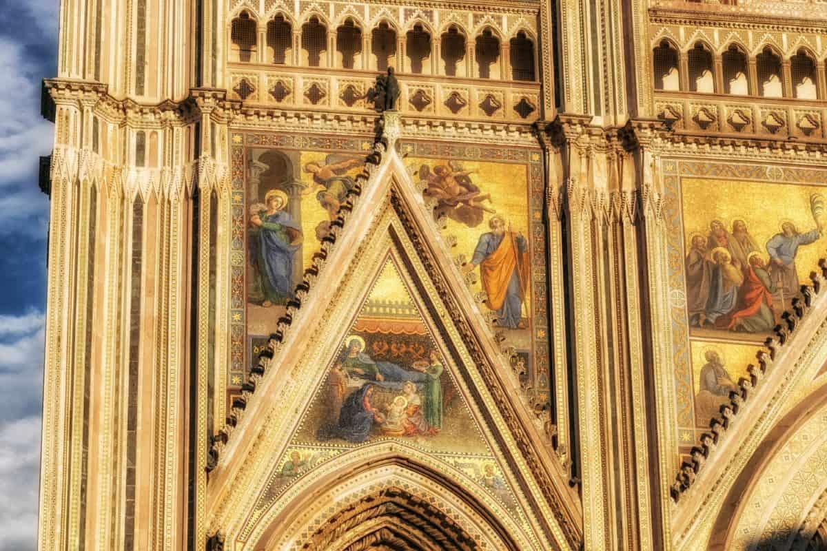 religion, architecture, art, structure de cathédrale, église,