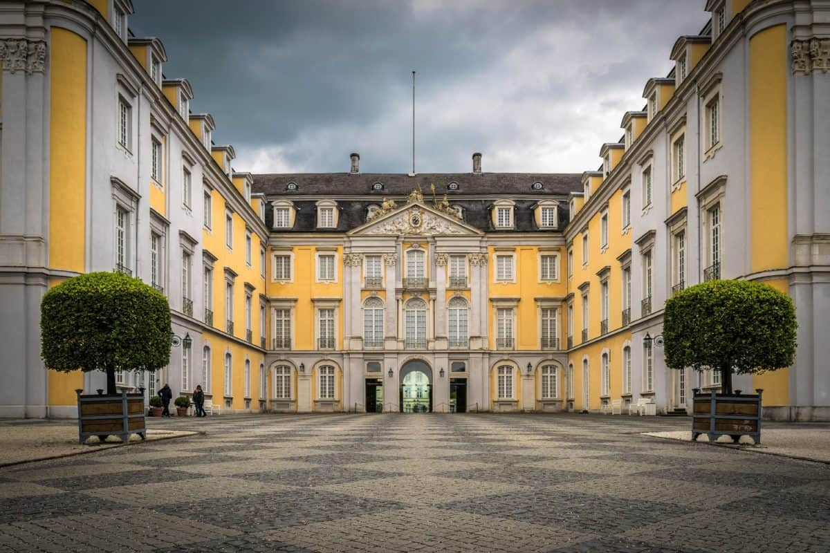 Castillo, urbano, arquitectura, ciudad, Palacio, residencia, casa, viejo, monumento