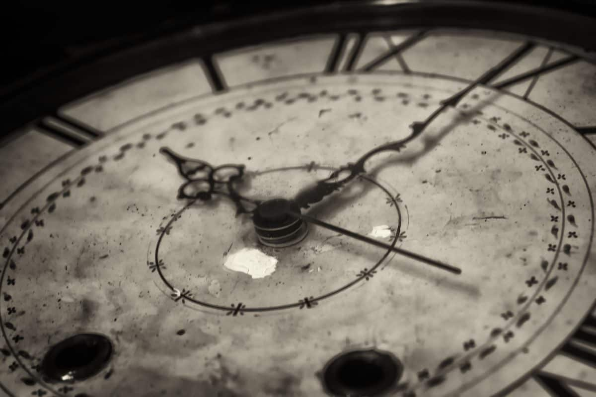 време, часовник, механизъм, монохромен, инструмент, аналогов, обект