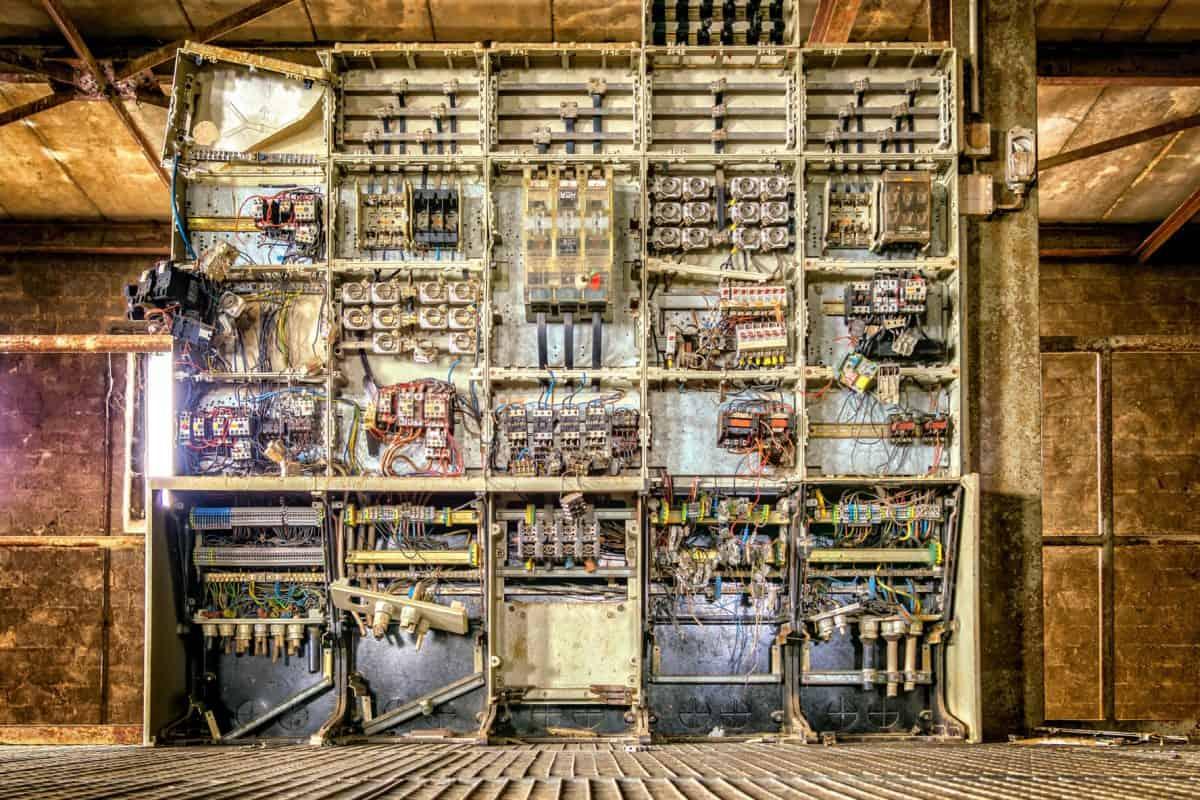tehdas, sähkö, Kaapeli, kytkin, jännite, sulake