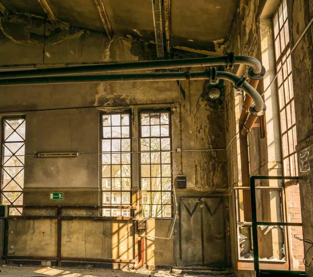 indoor, window, architecture, old, door, wall