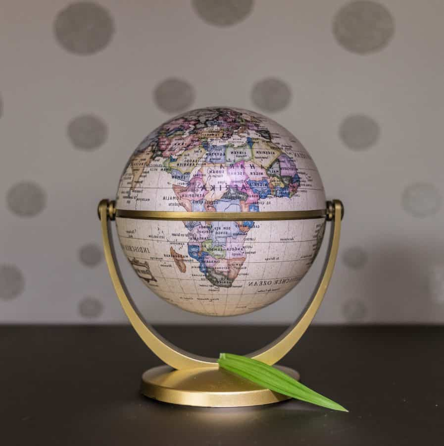 geography, map, sphere, earth, globe, object