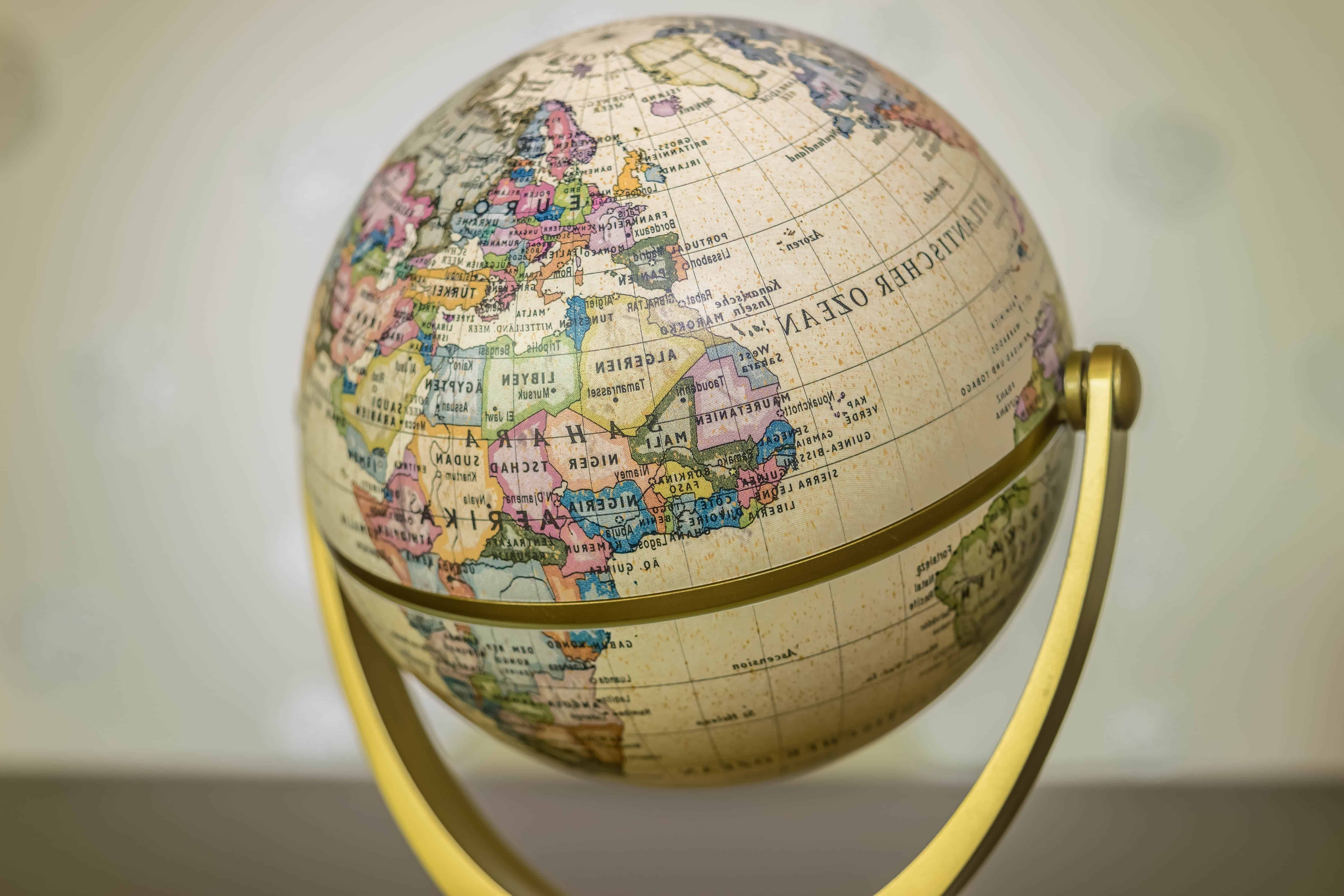 Free Picture Geography Map Earth Globe Object Education Topology