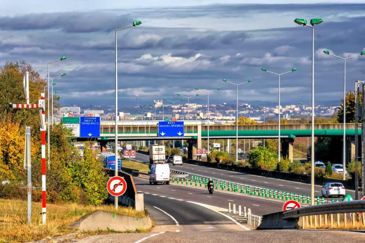 provoz, silnice, auto, silnice, ulice, město, obloha