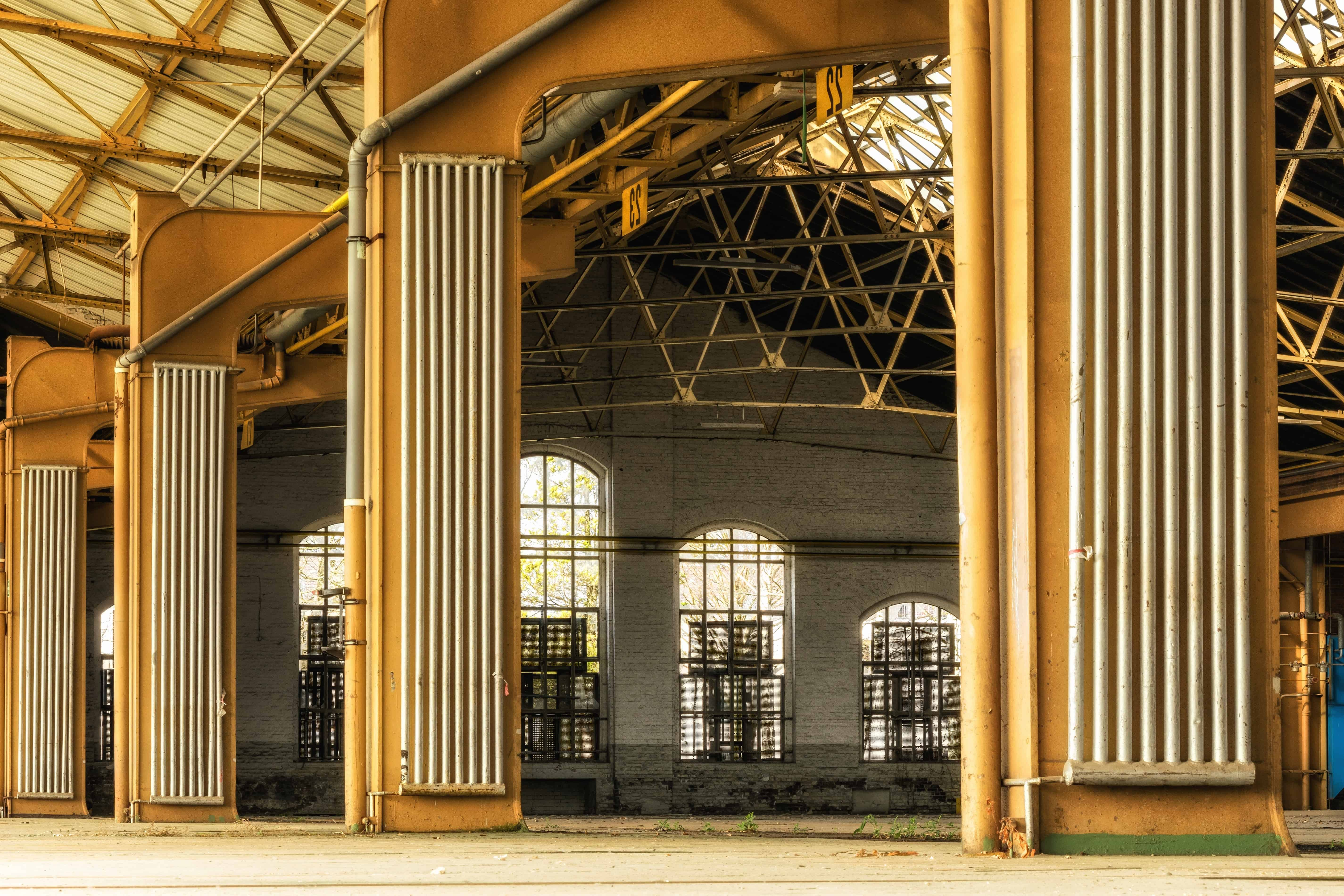 Fabulous metallo struttura decorazione di interni - Decorazione di interni ...