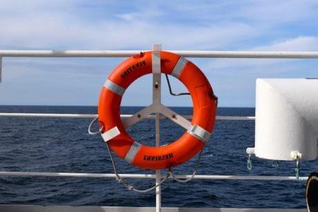 ocean, boat, water, watercraft, sea, buoy, ship