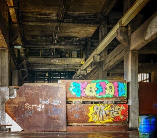 grafit, gradnja, arhitektura, beton, industrija