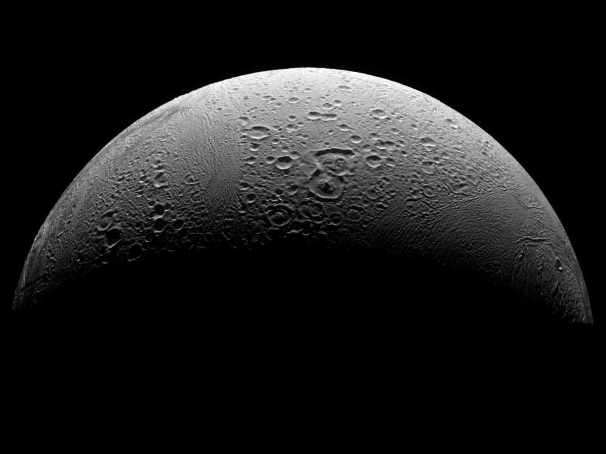 Dark, réflexion, astronomie, sphère, monochrome, lune, planète