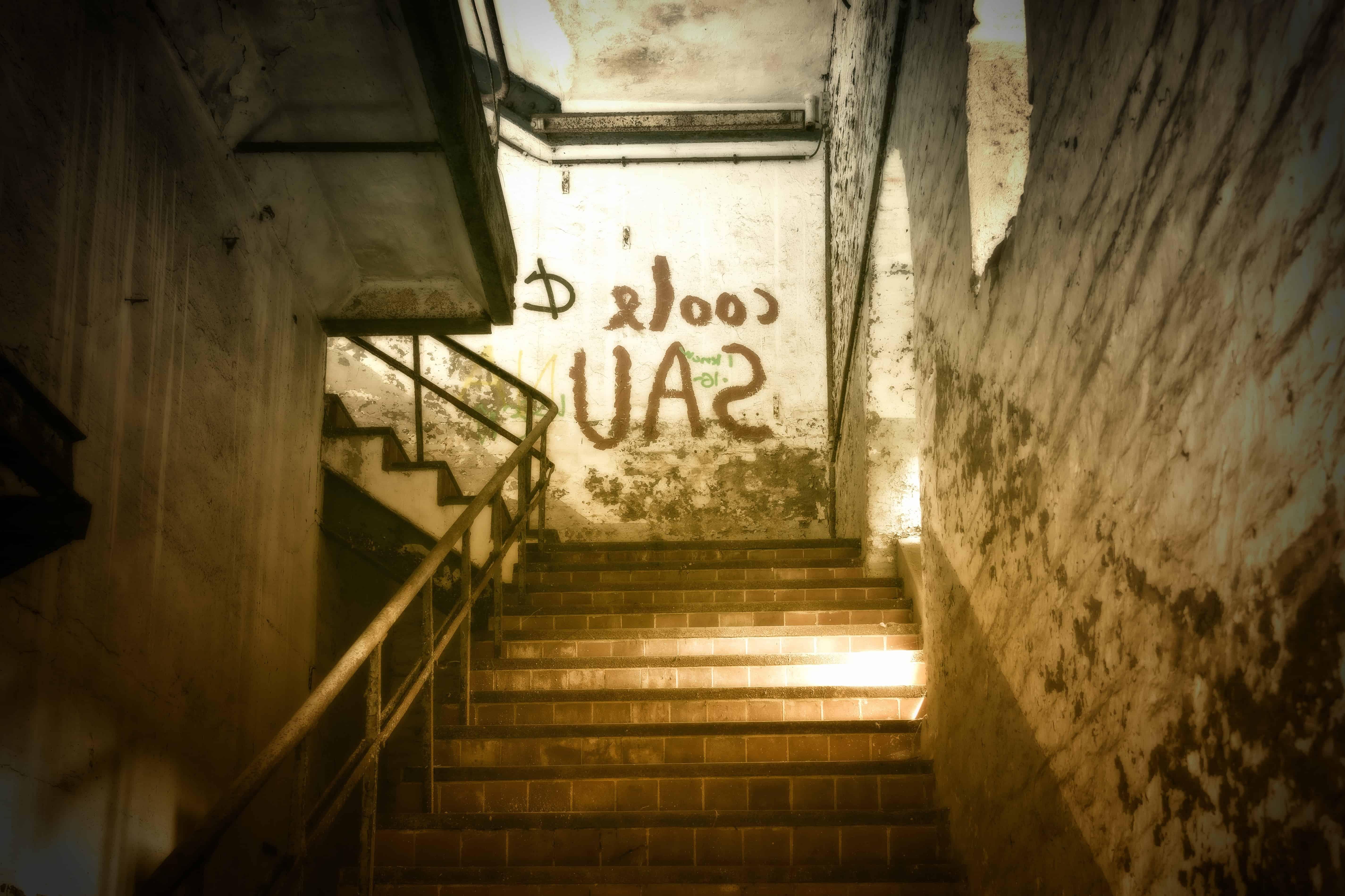 Image libre: rue, architecture, ancien, mur, escalier, graphite