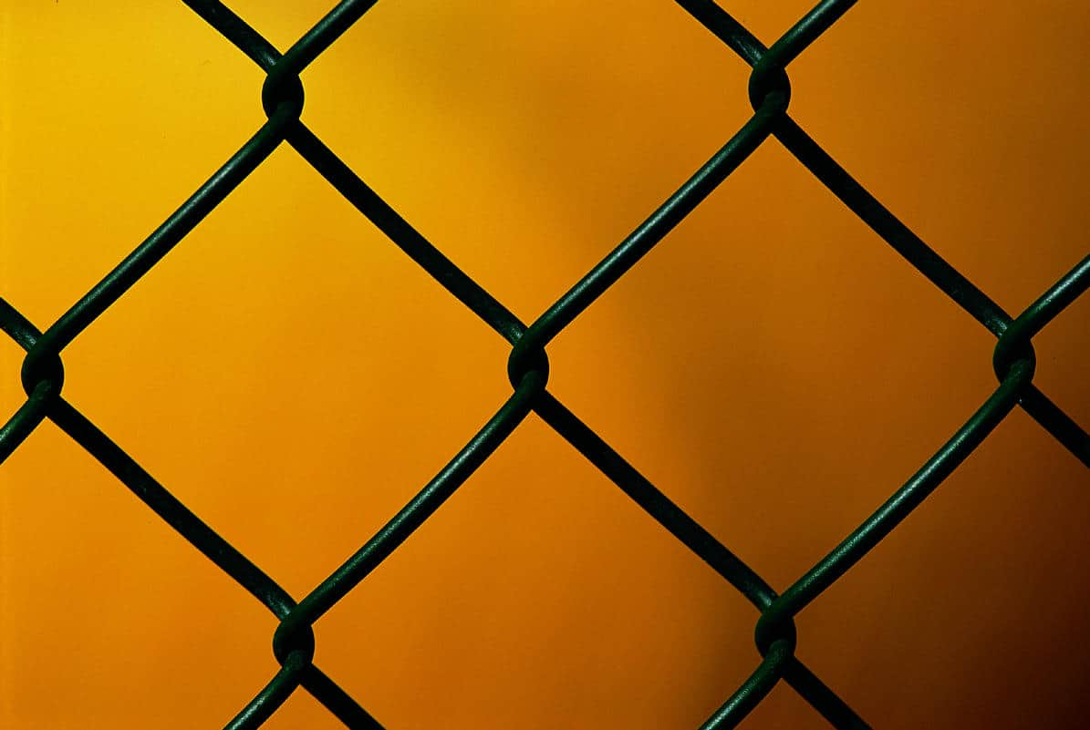 Кейдж, ограда, желязо, метал, макро, детайл, решетка, тел, модел
