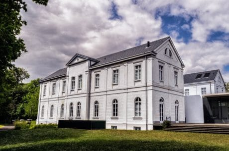 casa, arquitectura, housee, estructura, cielo al aire libre, césped,