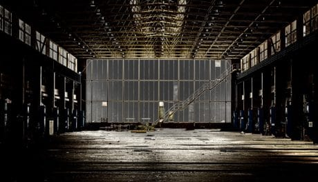 construction, metal, indoor, stair, architecture, factory