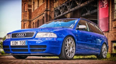 vehicle, sedan, automotive, wheel, blue car, coupe, automobile
