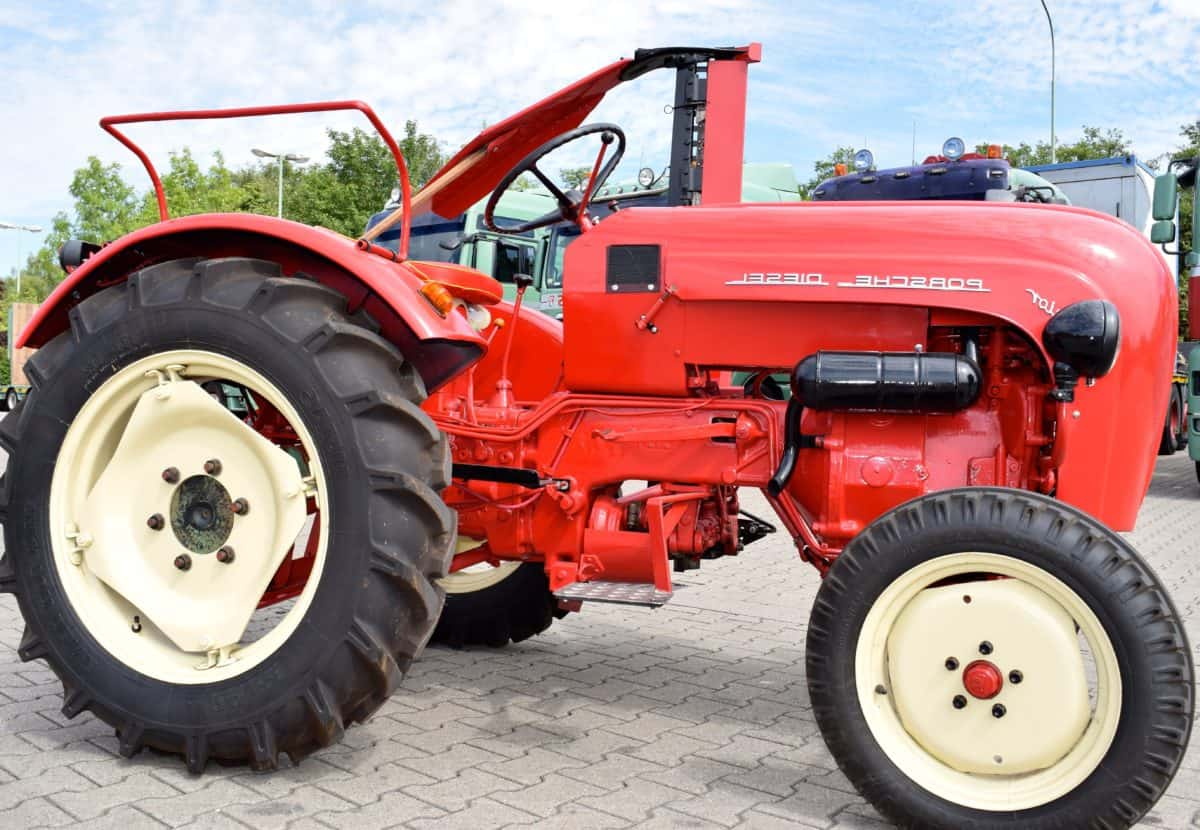 machine, tractor, voertuig, machines, wiel, apparatuur