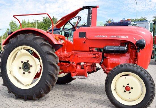 tracteur, véhicules, machines, roue, machine, équipement