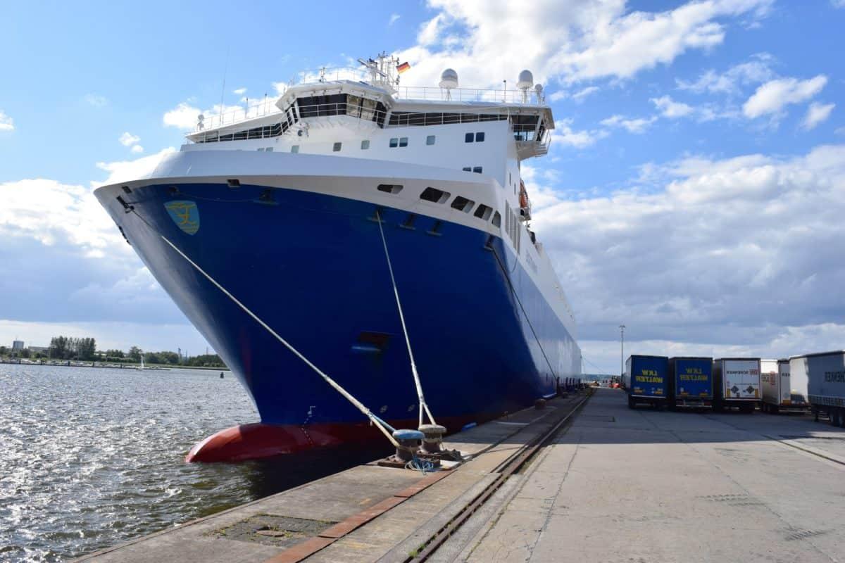 véhicule, mer, bateau, eau, port, harbor, ciel bleu, lumière du jour