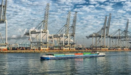 harbor, ship, watercraft, sea, pier, port, water, industry