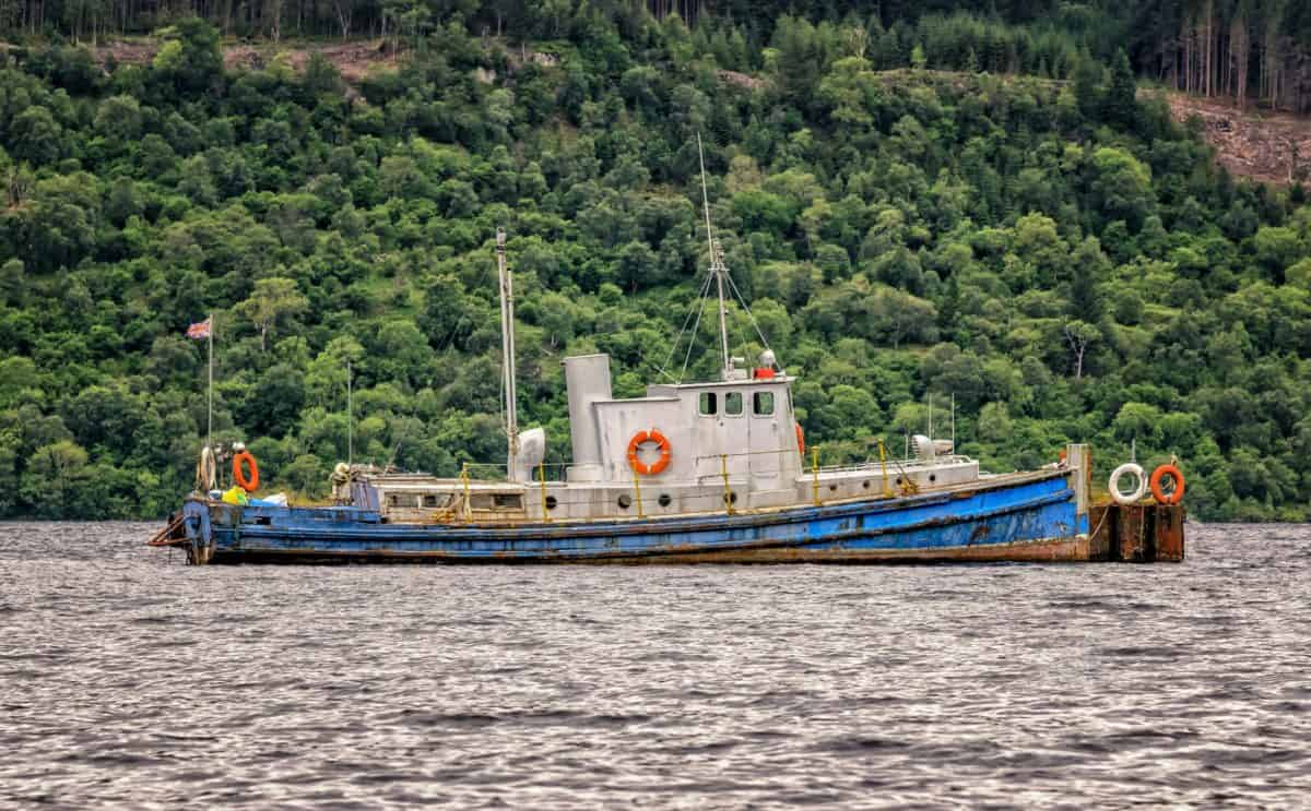 river, vehicle, water, sea, ship, transport, daylight, nature