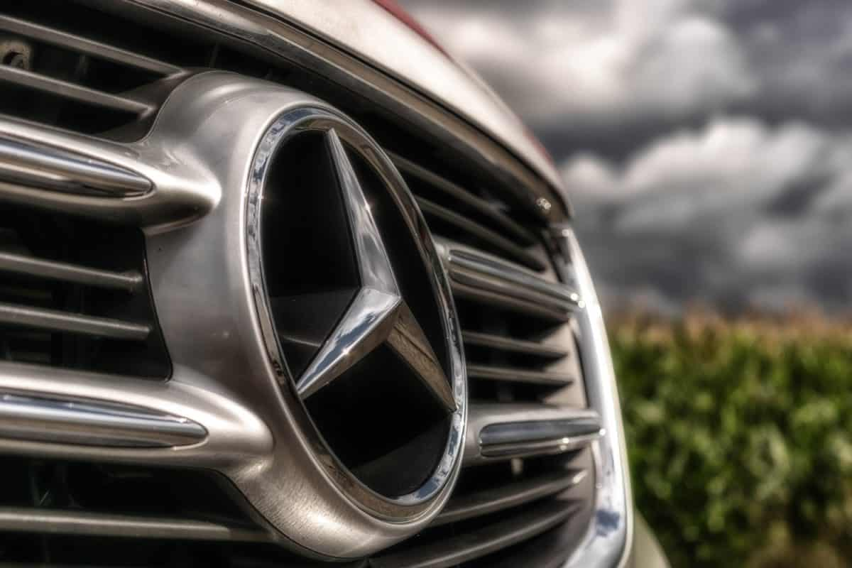 sedan, rýchlo, auto, klasické, drive, chrome, vozidla, makro