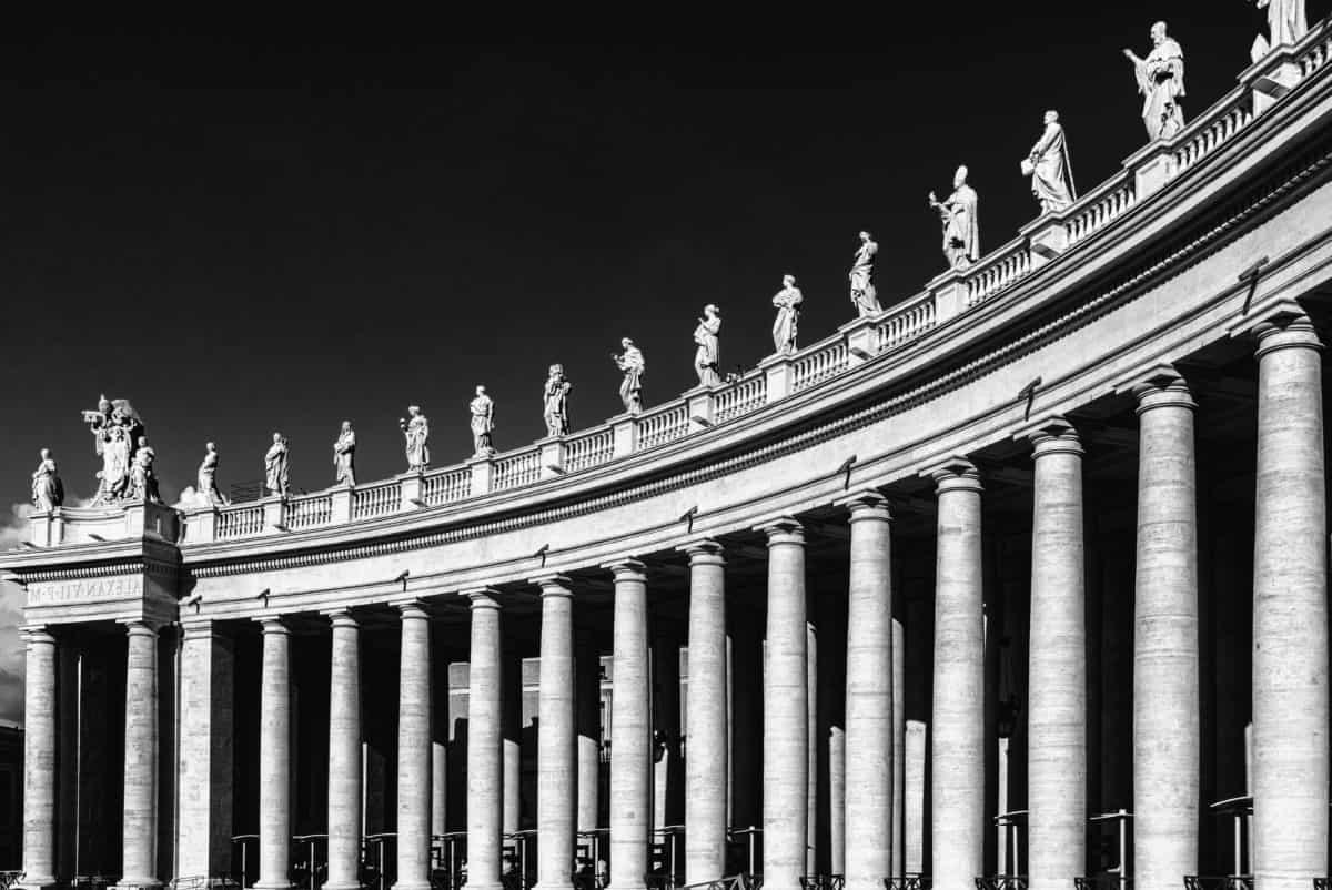 kiến trúc, đơn sắc, xây dựng, landmark, thành phố, nổi tiếng