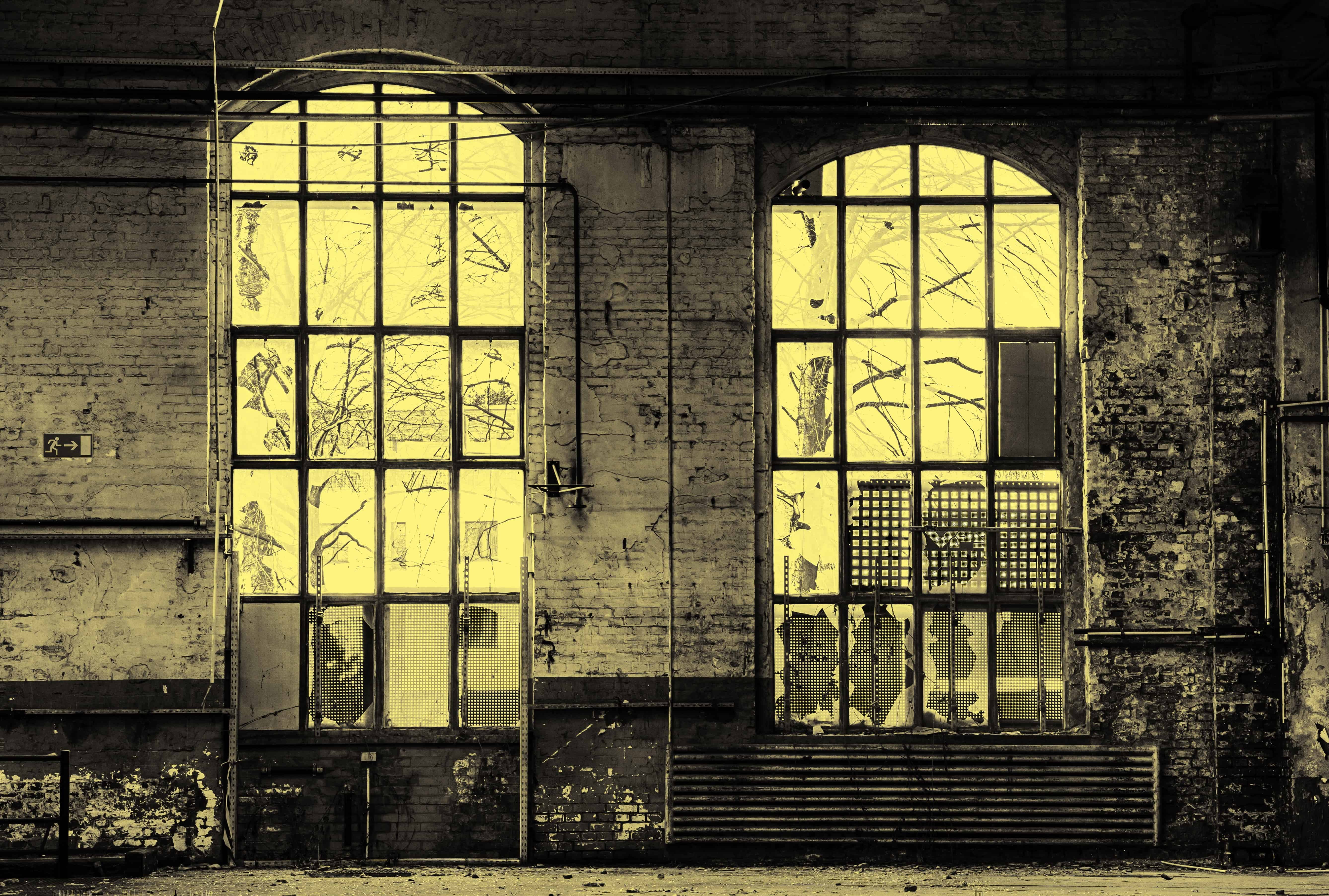 Free picture: architecture, retro, window, house, door, antique ...
