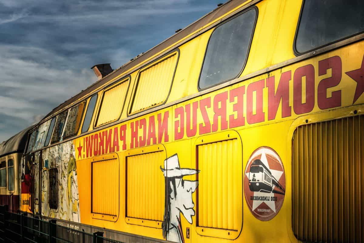 train, locomotive, train, véhicule, transport