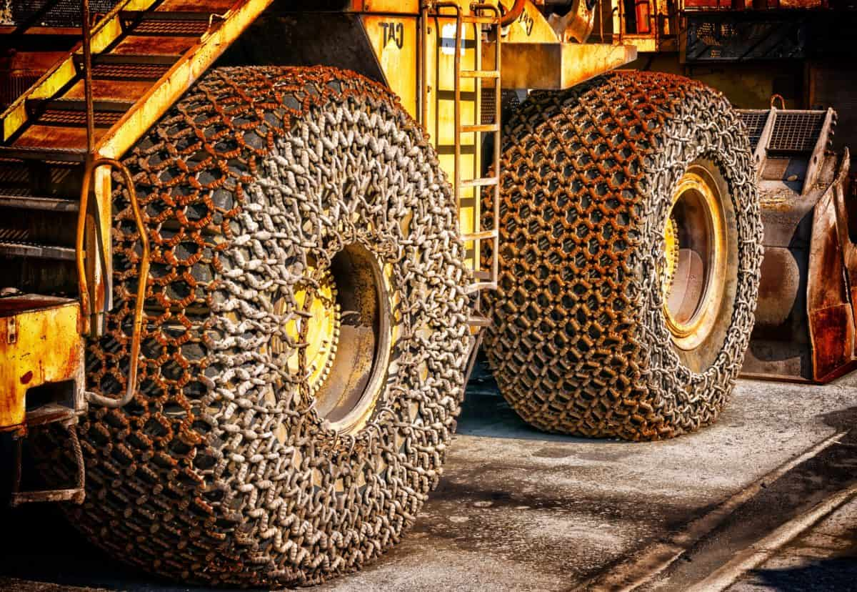 wheel, chain, metal, steel, machine, bulldozer, iron
