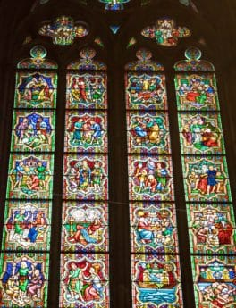Kirche, Kathedrale, Gothic, Colorfuls, Religion, Fenster, Architektur