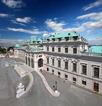 arquitectura, ciudad, cielo, residencia, Palacio, casa, estructura