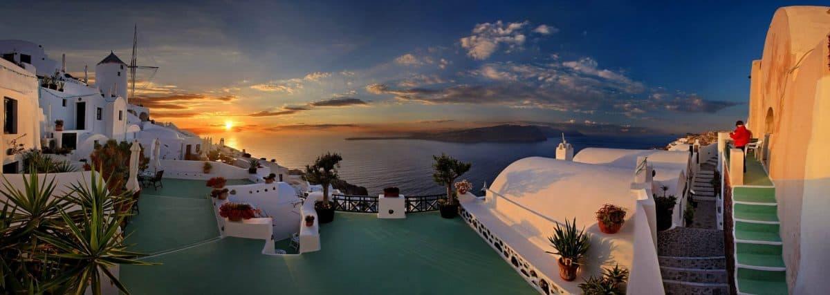 Sonnenuntergang, Wasser, Meer, Himmel, Strand, Sand, Landschaft, Meer, im freien