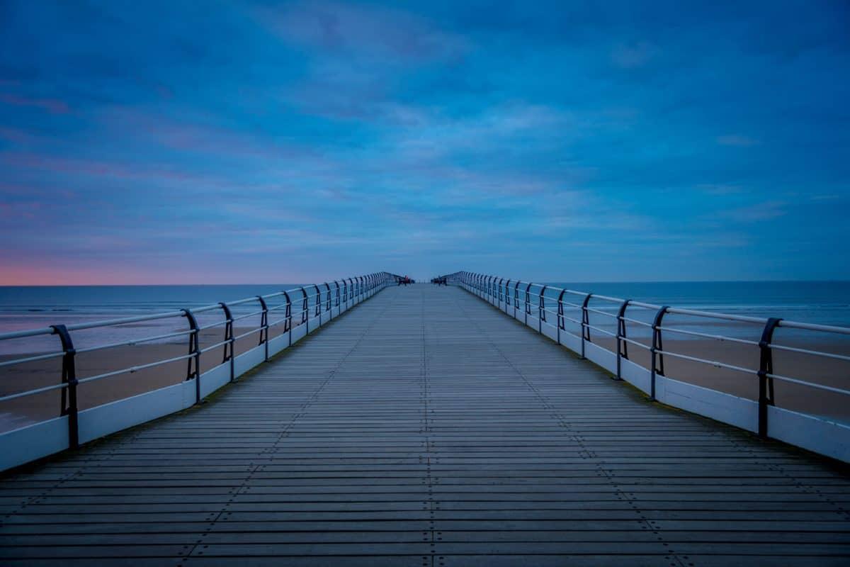 mer, paysage, ciel, paysage marin, plage, quai, eau, coucher de soleil