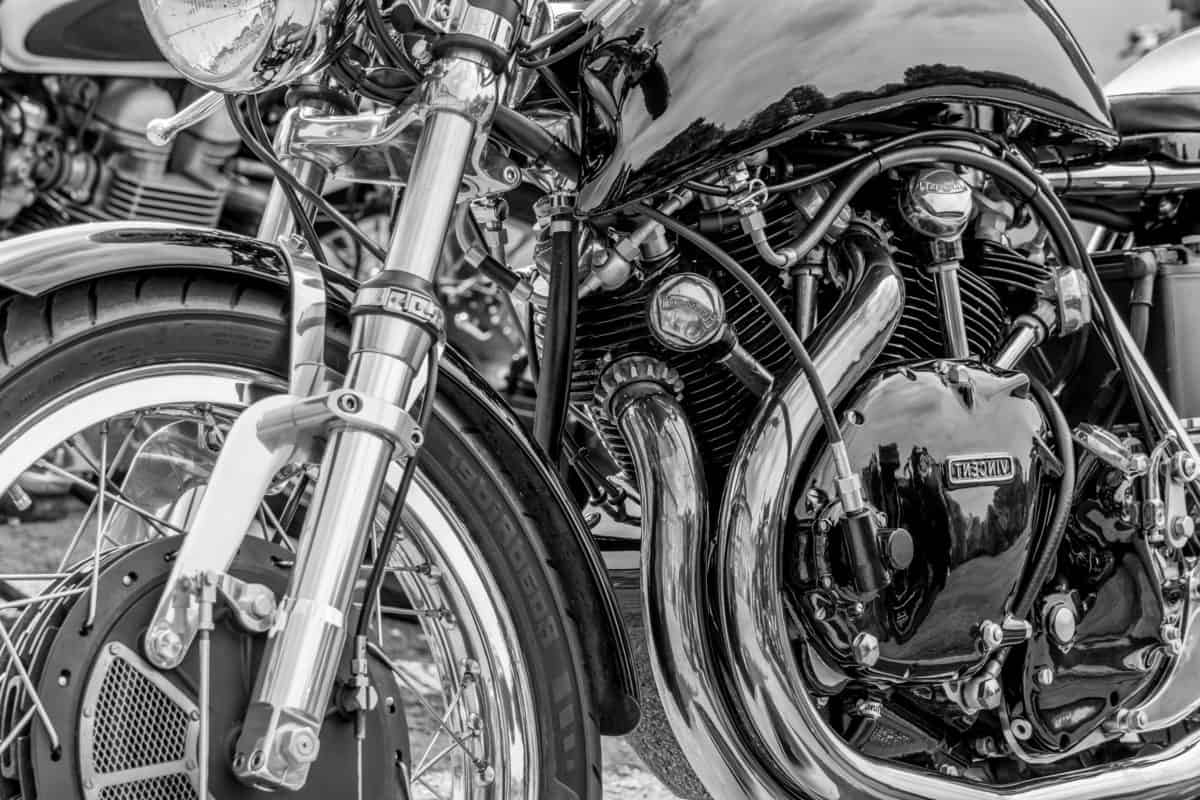 vehicle, drive, engine, wheel, motorcycle, outdoor, monochrome