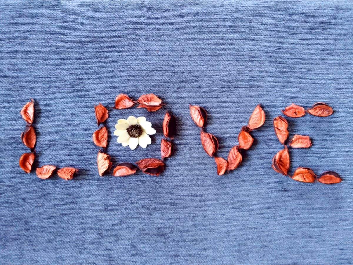 amore, romanticismo, messaggio d'amore, testo, decorazione, fatta a mano