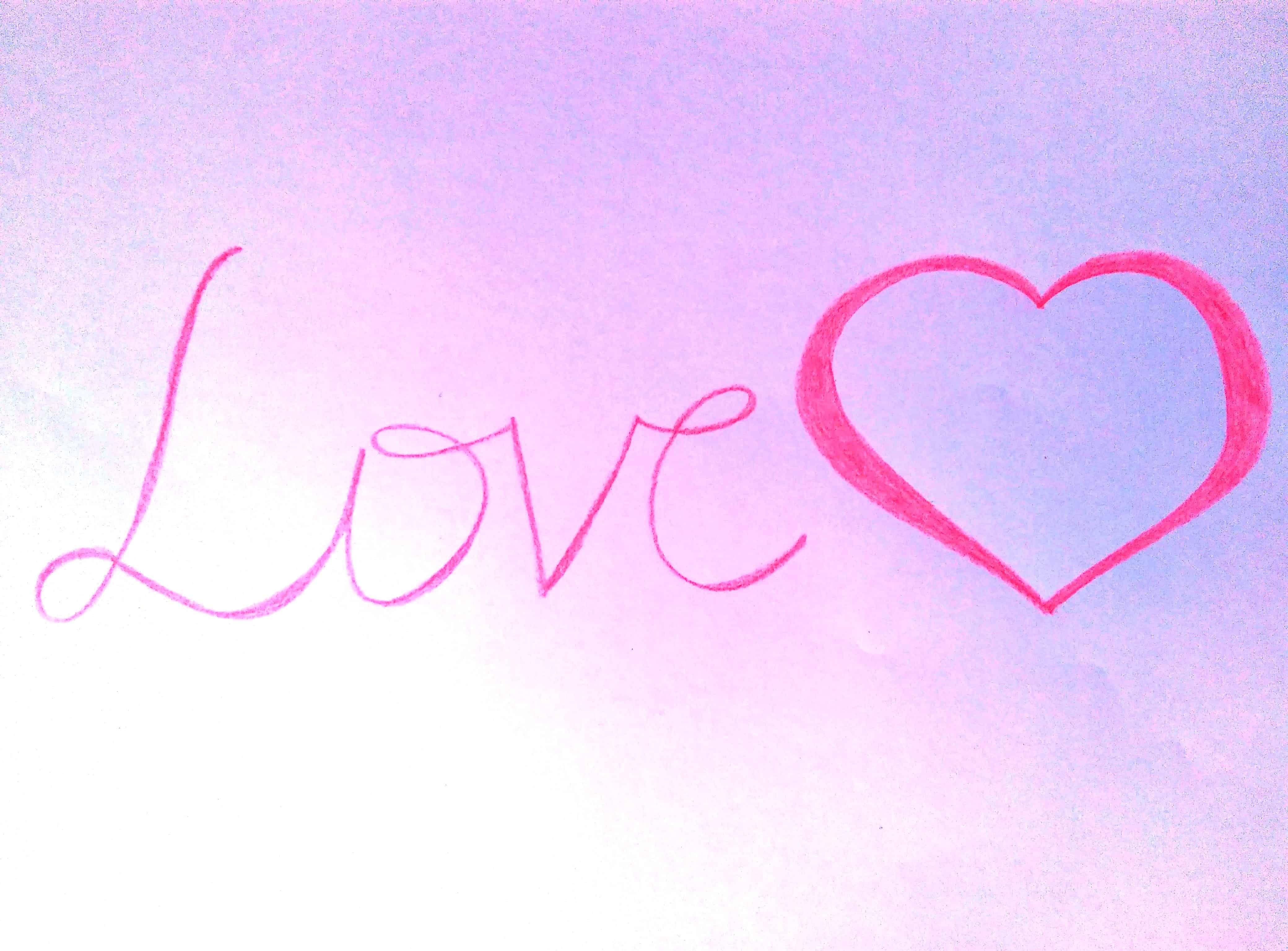 Imagem Gratuita Amor Mensagem Coracao Carinho Texto Amor