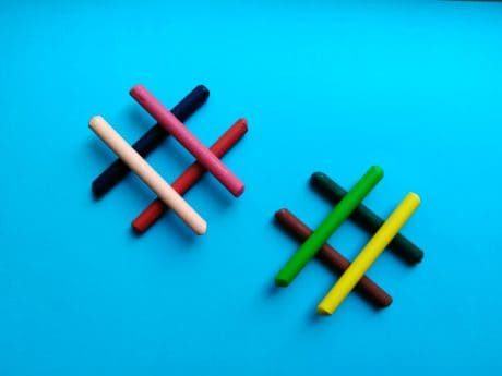 colorful, colors, object, blue, decoration, handmade, stick