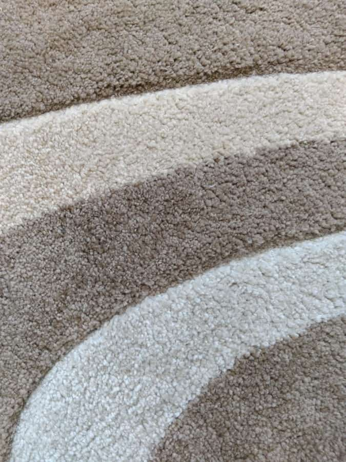 Wolle, Oberfläche, Muster, abstrakt, Textur, braun