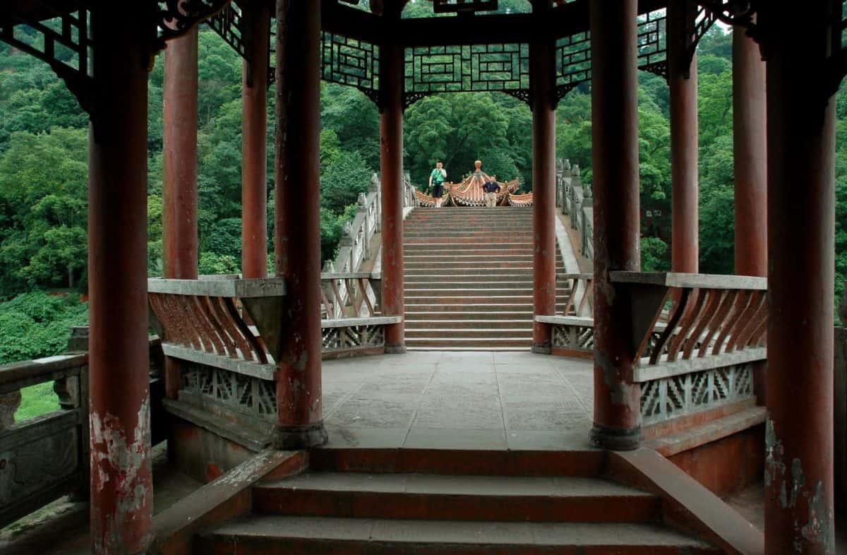 architettura, legno, foresta, natura, edifici, storia