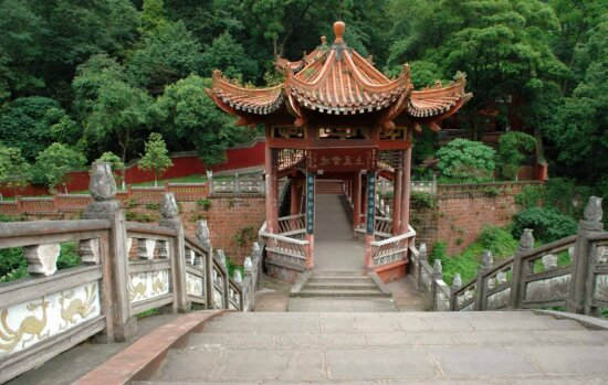 Japan, garden, wood, architecture, temple, tree, outdoor