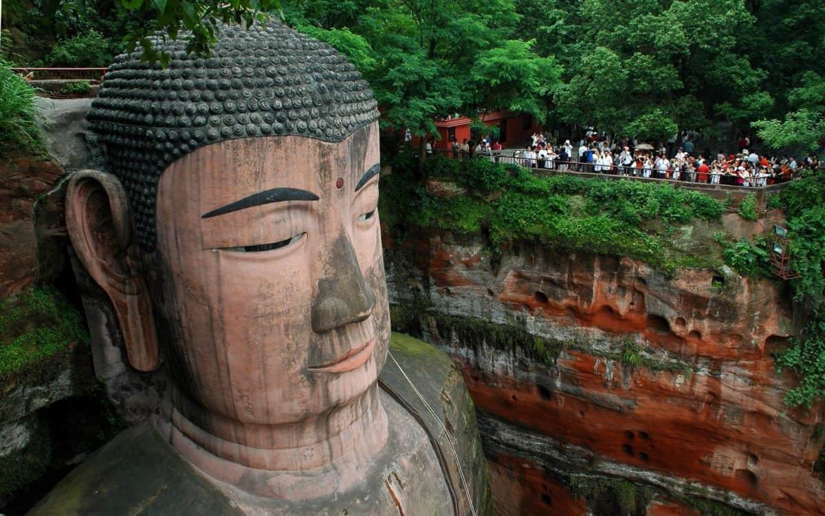 turistattraktion, træ, udendørs, landmark, objekt, landskab, turisme