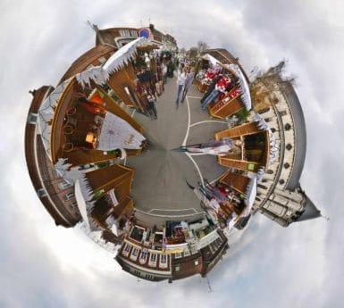 fotomontaje, calle, ciudad, pueblo, urbano, arte, mundo