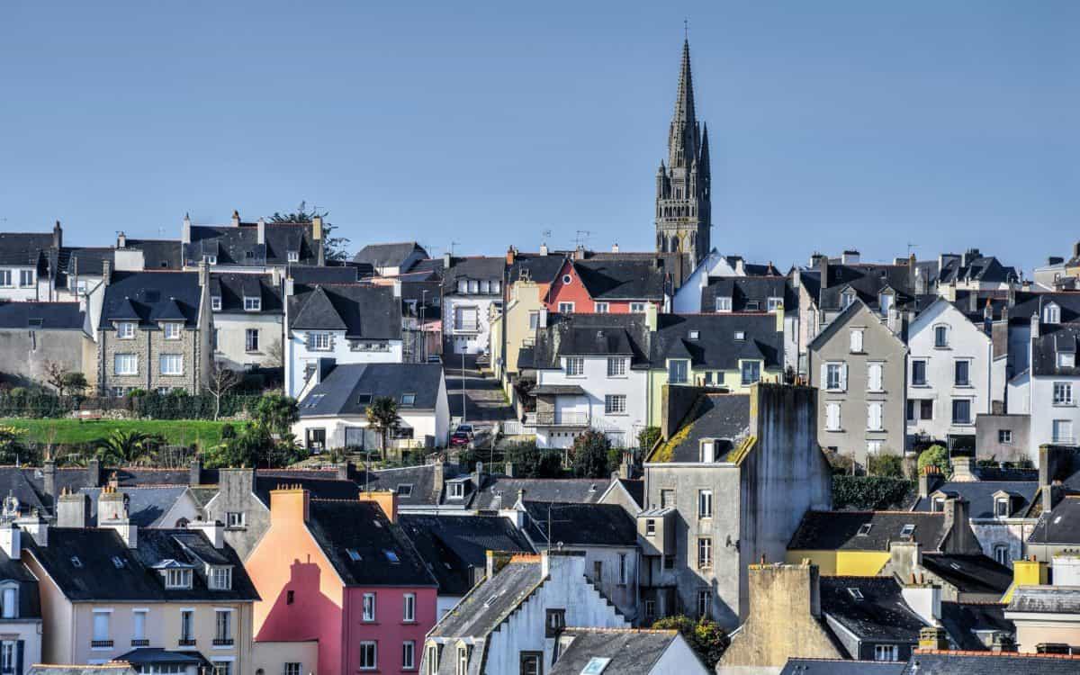 Kirche, Stadt, Architektur, Haus, Himmel, im freien