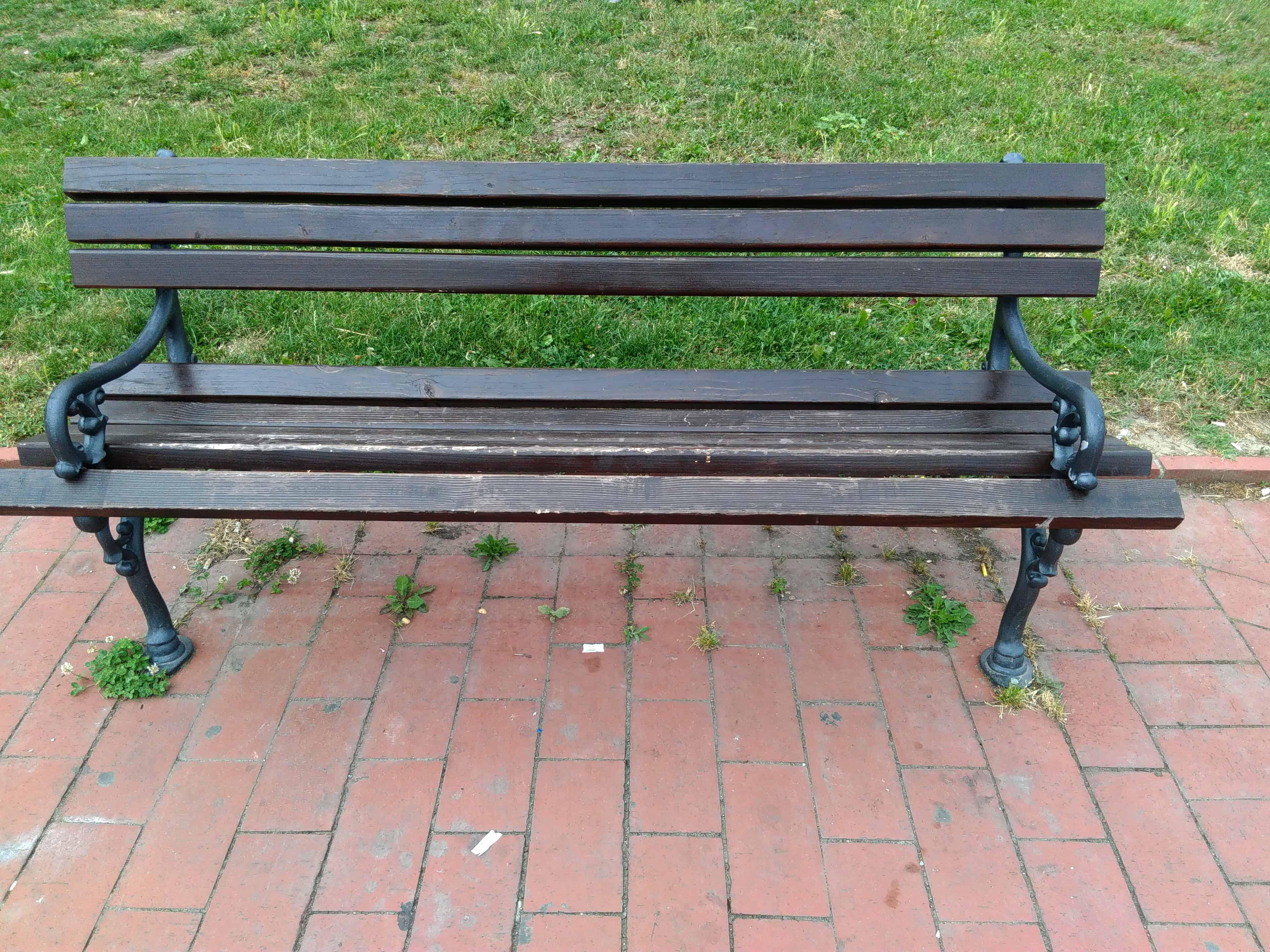 Imagen gratis: de madera, muebles de jardín, Banco, al aire libre ...