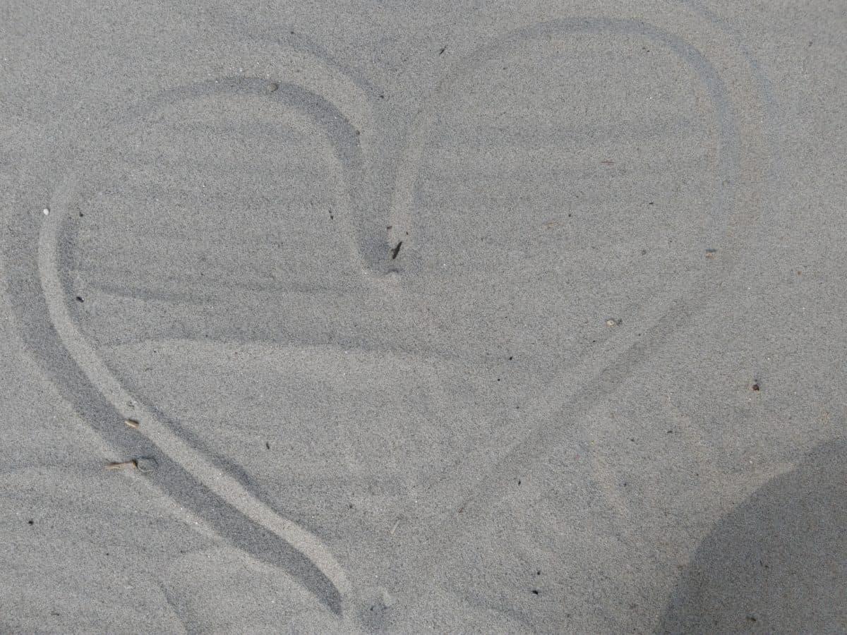 Playa, arena, textura, desierto, suelo, tierra, superficie, material