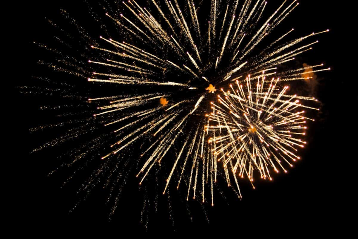 Free Picture Festival Firework Explosion Party Sky Night