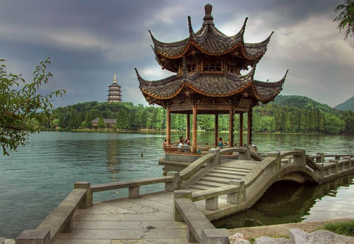 eau, temple, Palais, architecture, religion, ancien, antique