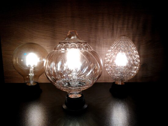 electric lamp, electricity, glass, goblet, indoor, shadow