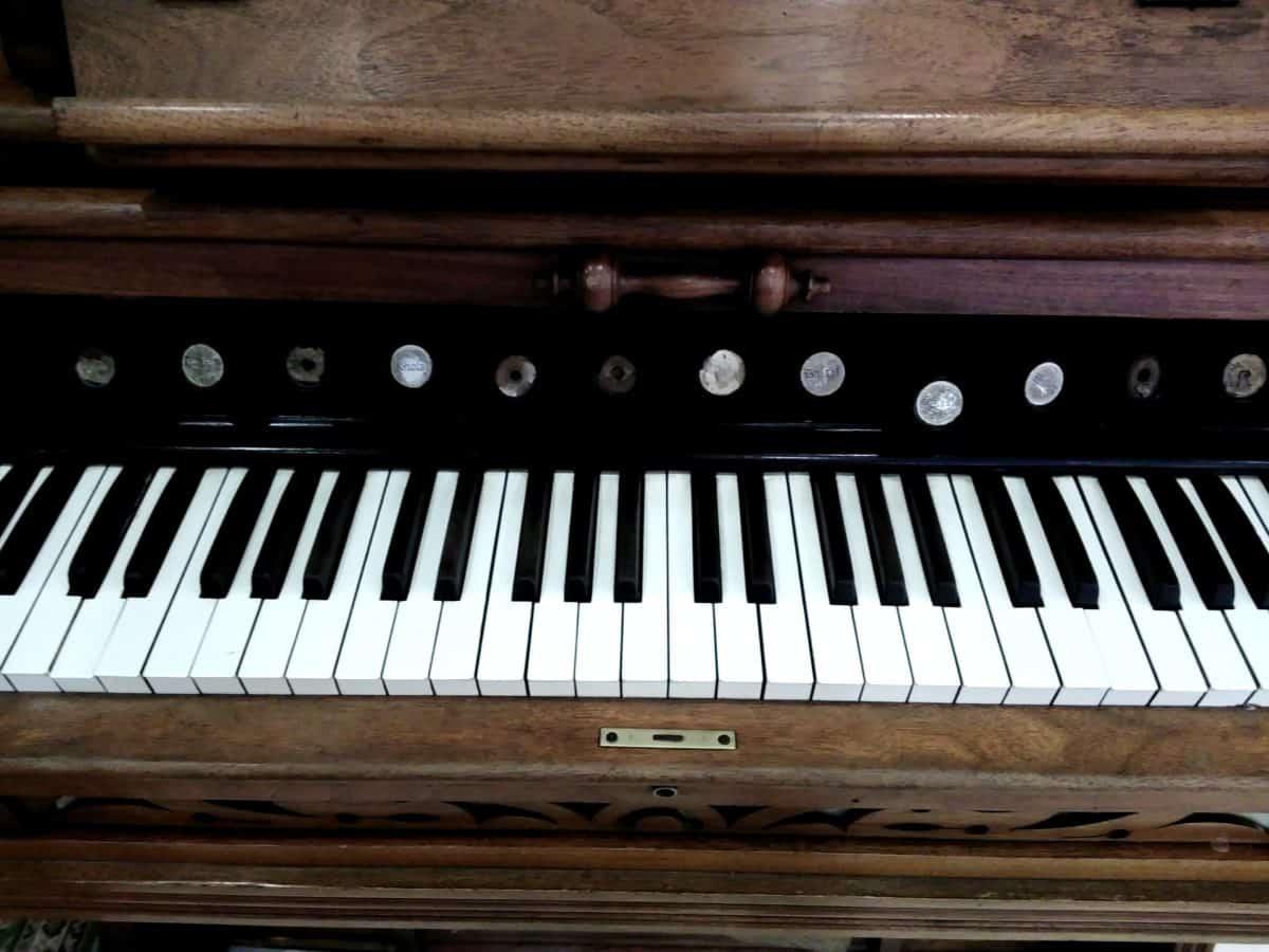 Musikinstrument, Klang, Synthesizer, Klavier, Gesang